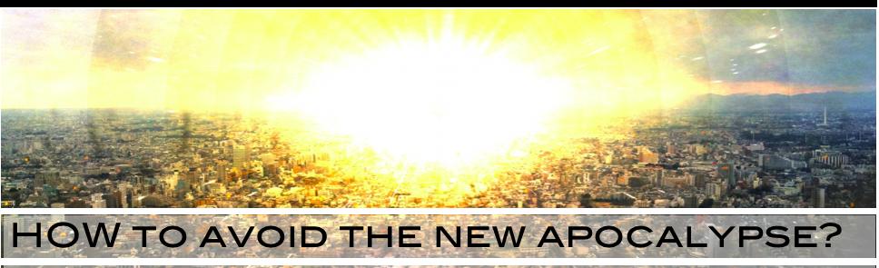 how to avoid the new apocalypse